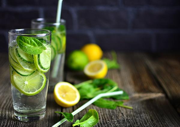 Super Green Morning Tonic – Recipe