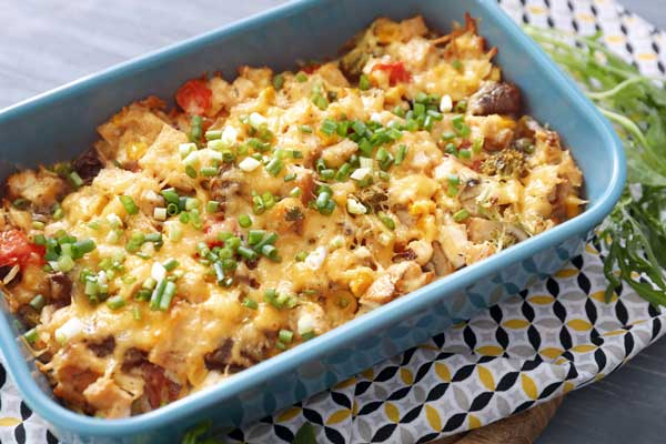 cauliflower casserole recipes