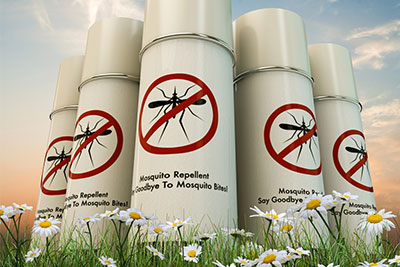 Five All-Natural Homemade Mosquito Repellants