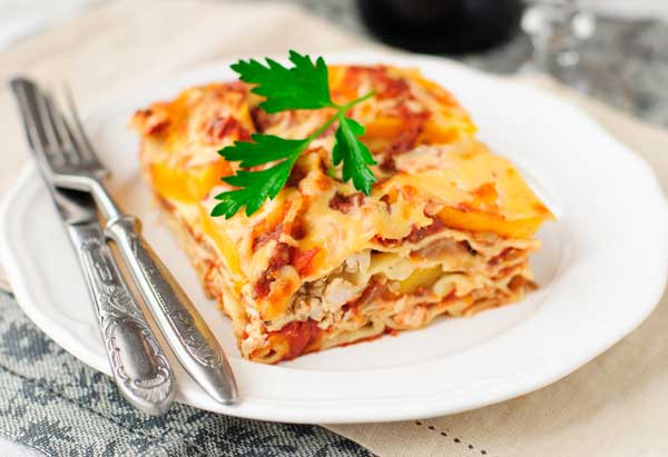 squash lasagna recipe easy