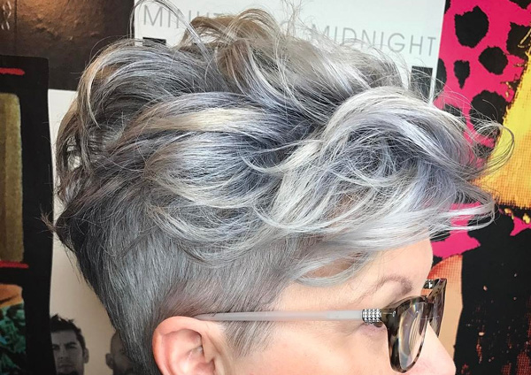 10 sublime hairstyles for women over 40s
