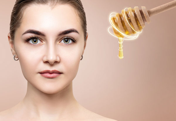 Honey Based Facial Cleanser for Sensitive Skin