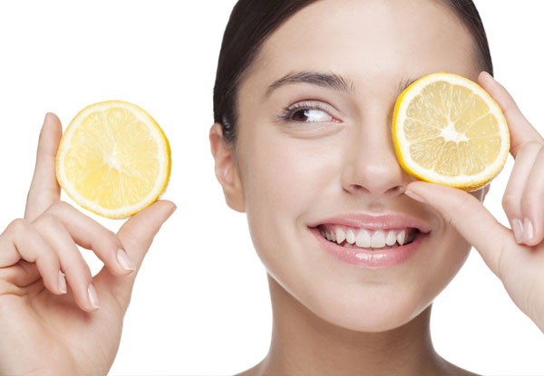 Lemon Sugar Facial Exfoliator for Dull Skin