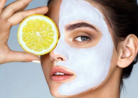 Lemon and Honey Egg White Face Mask