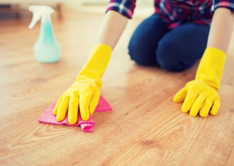 make your home clean