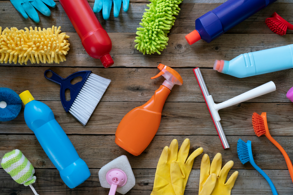 The best ecological and efficient cleaning products