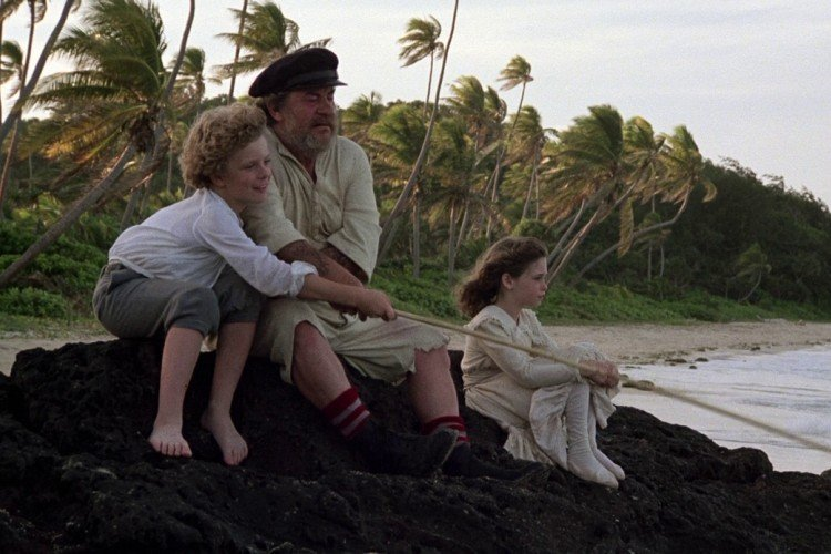 Blue Lagoon (1980)