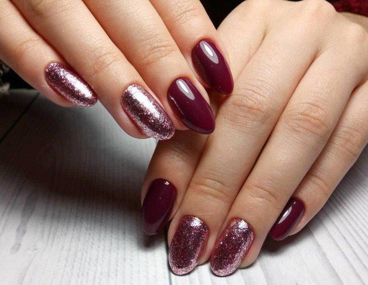 Dark Autumn Manicure 2021
