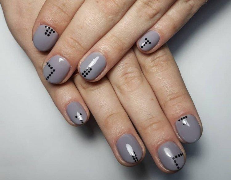 Minimalistic gray