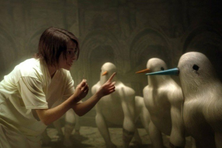 Mirror Mask (2005)