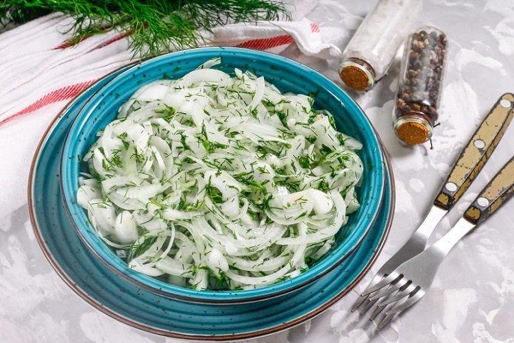 Quick pickled onion recipe